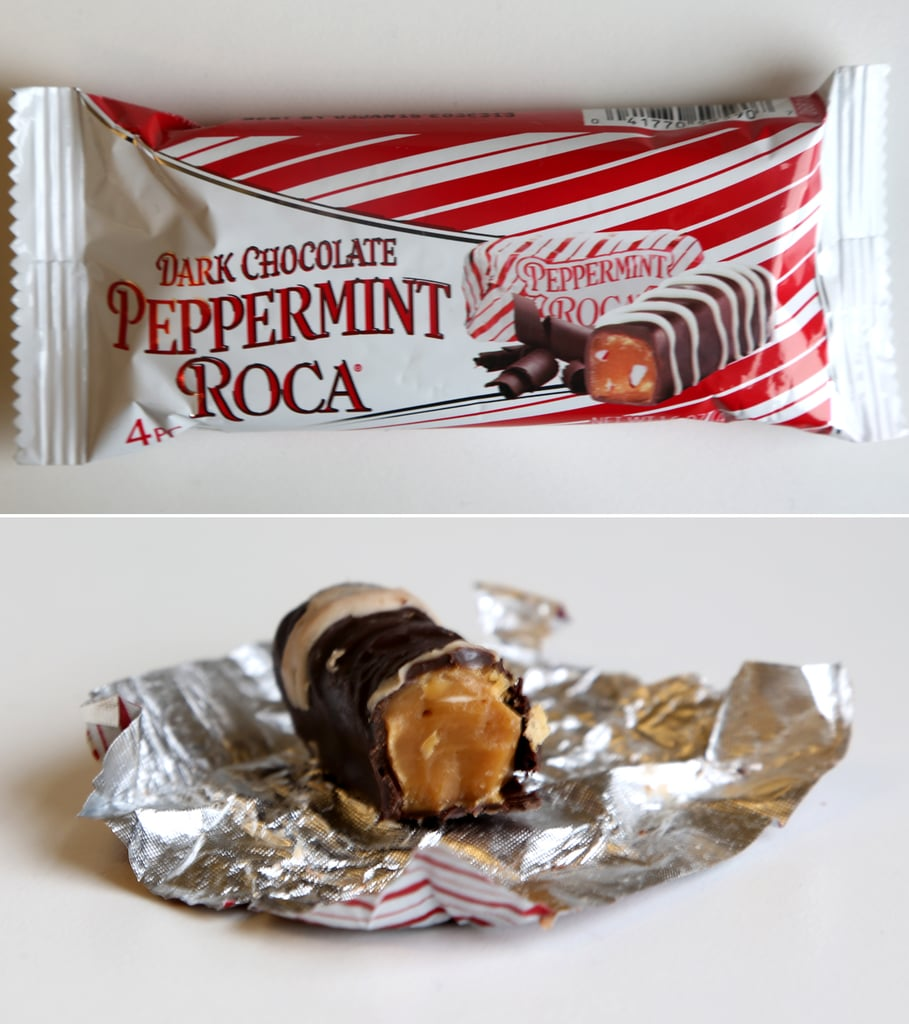 Dark Chocolate Peppermint Roca