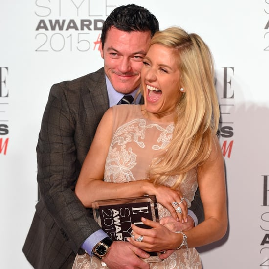 Photos of Luke Evans With Celebrity Friends
