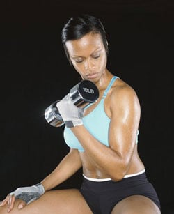 Your Blood Pressure and Weightlifting