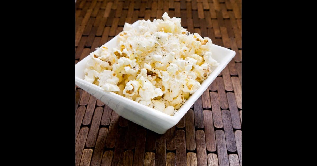 ... black truffle popcorn with black truffle oil truffle butter parmesan