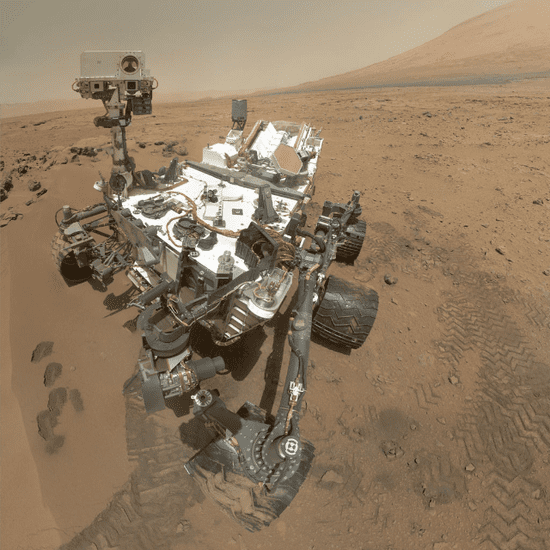 Mars Rover Pictures