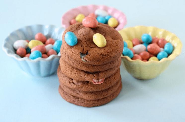 Chocolate Pudding Cookies