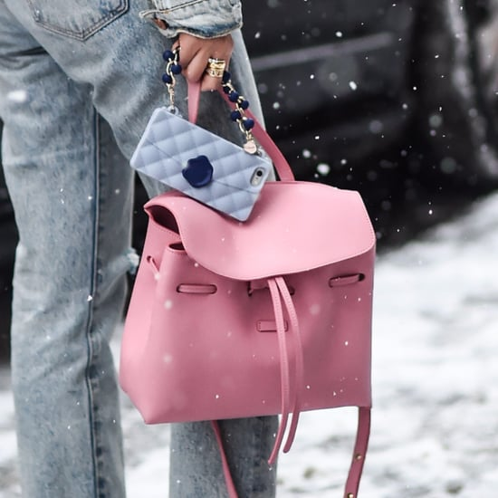 Street Style Shoes and Bags at Fashion Week Fall 2016