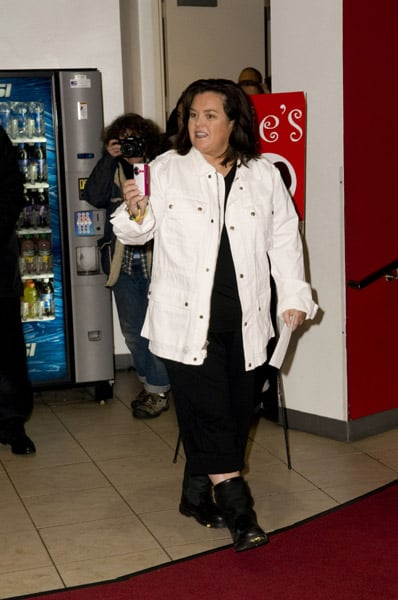 Rosie O'Donnell Is a Flip Fanatic