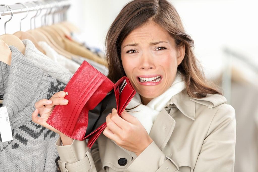 The Broke Shopper
