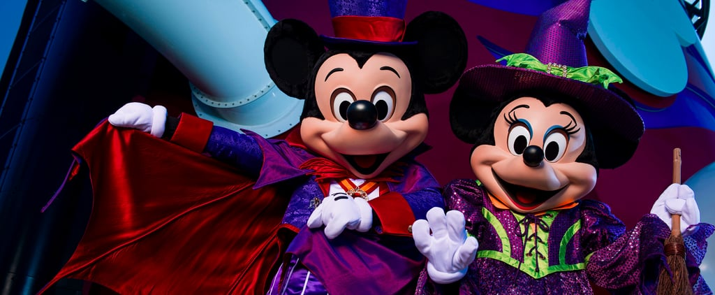 Disney Cruise Line Announced Some VERY Exciting Halloween News