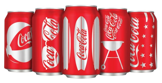 Coke Cans of Summer: Love It or Hate It?