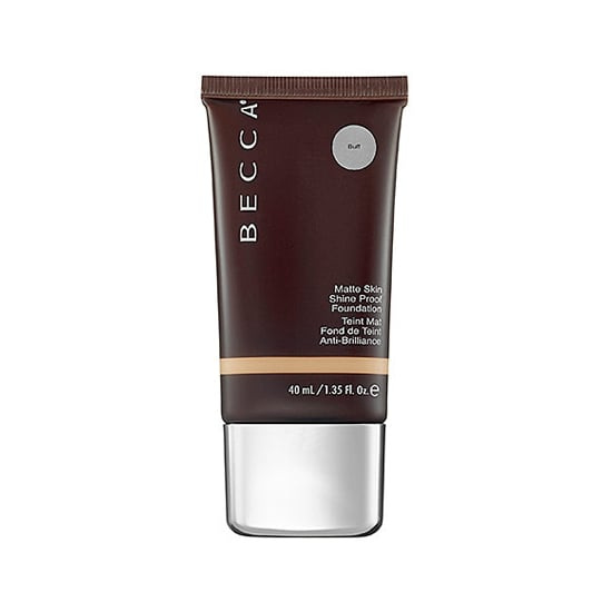 Becca Cosmetics is truly making a name for itself with its current foundation lineup, including the new Matte Skin Shine-Proof Foundation ($42). Perfect for combination-to-oily skin, this medium-coverage makeup will keep slicks at bay without a dull or flat finish. — Jaime Richards
