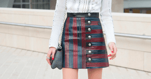 These Are the Colors You'll Be Wearing This Fall