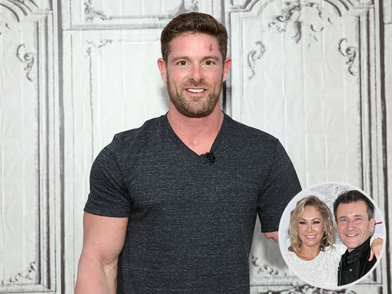 Noah Galloway Dishes On Robert Herjavec and Kym Johnson's Wedding: 'It Was Beautiful'
