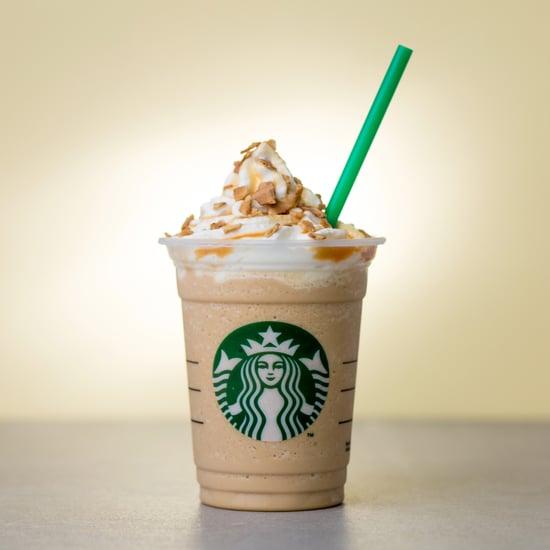 Starbucks Waffle Cone Frappuccino