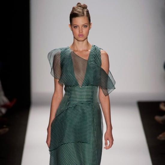 Carolina Herrera Spring 2014 Runway Show   NY Fashion Week