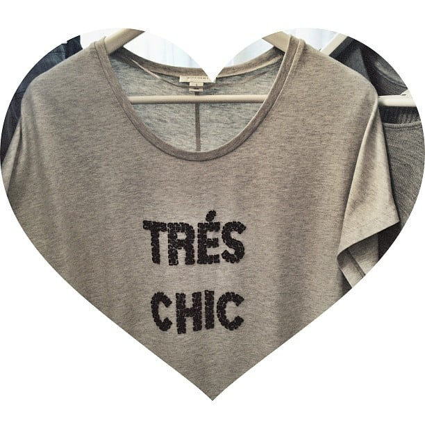 This new season Witchery tee says it all, non?