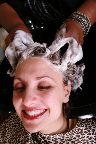 Do You Wear Makeup to the Salon?