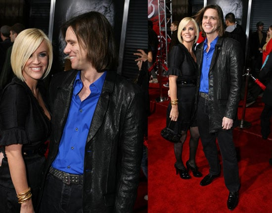 Jim and Jenny Take Their Love (and Matching Hair) to the Red Carpet