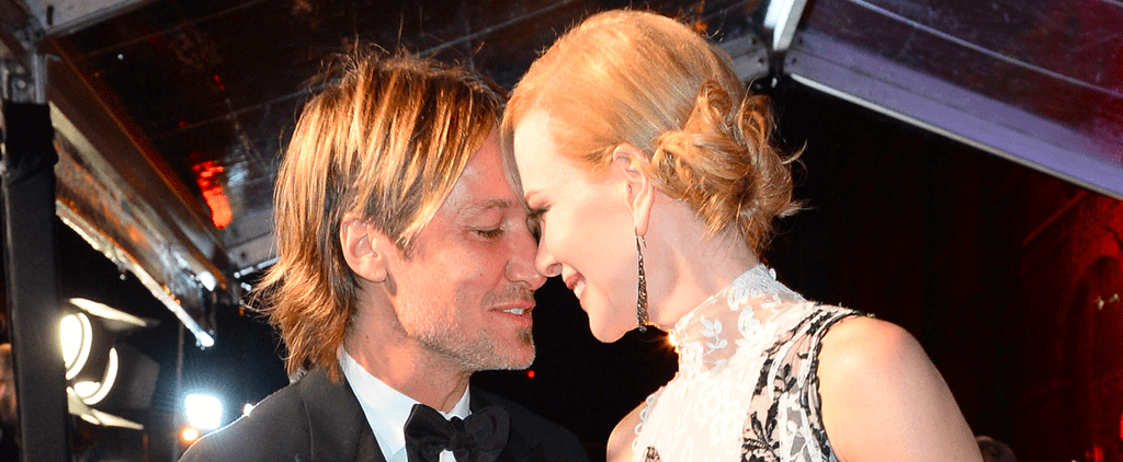Nicole Kidman and Keith Urban Are Like a Couple of Love-Struck Teens in London