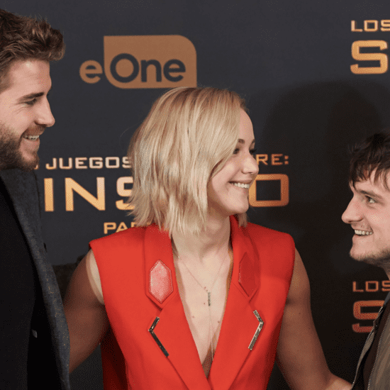 The Hunger Games Cast's Instagram Pictures