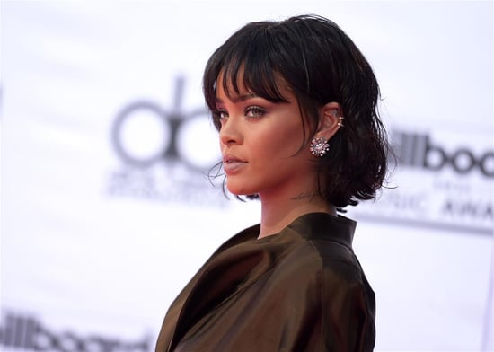 Rihanna Was in Nice Preparing for Concert