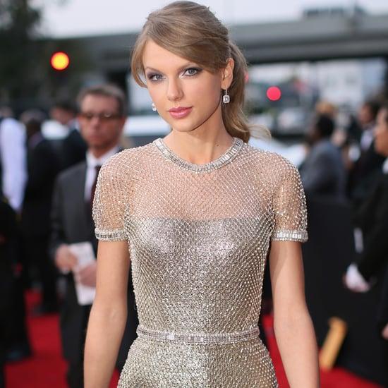 Grammy Awards Gold Dress Trend | Shopping
