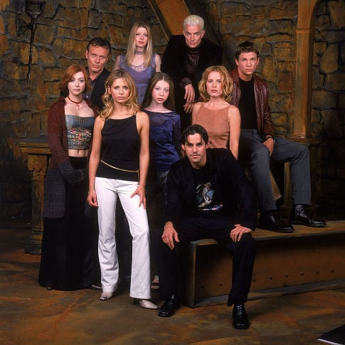 Buffy the Vampire Slayer Cast to Reunite For Paley Festival