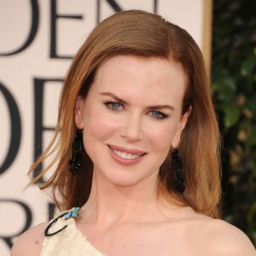 Nicole Kidman at 2011 Golden Globes
