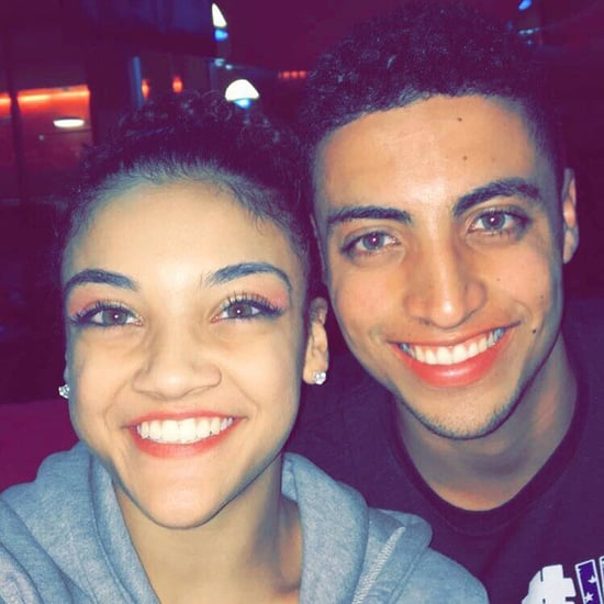 Laurie Hernandez's Brother's Message After Olympic Medal