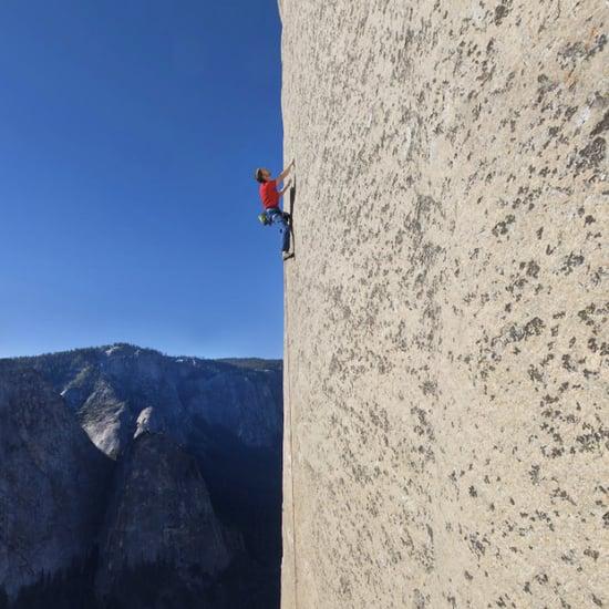 Google Street View of El Capitan in Yosemite