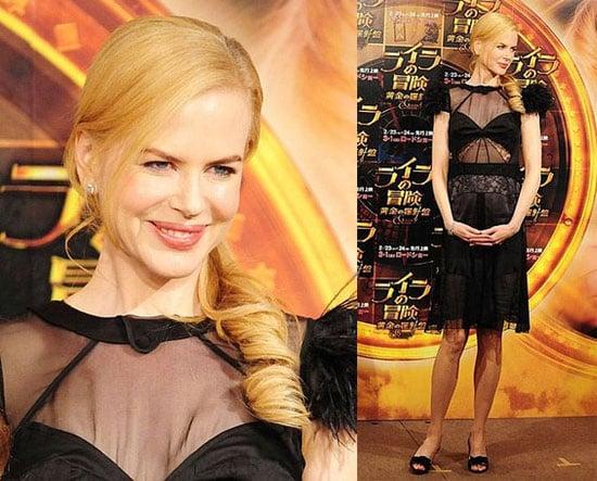 Nicole Kidman Wants to Make More Movies For Kids