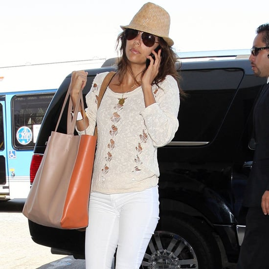 White Jeans (Celebrity Pictures and Shopping)