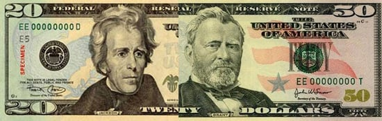 Play Our Presidental Faceoff, Win 1,000 Dead Presidents!!!