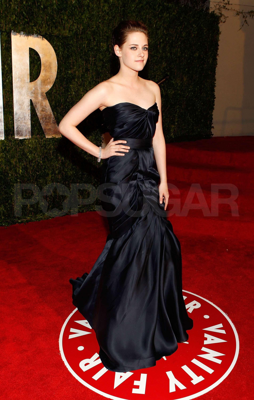 Photos of Kristen Stewart at VF