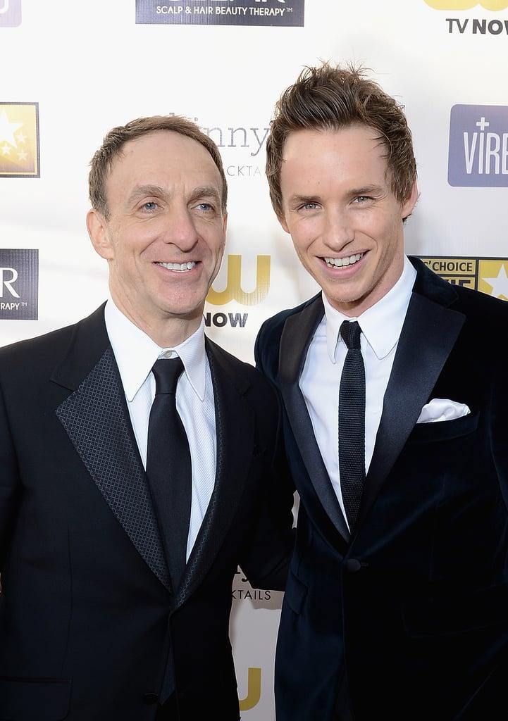 Stars Buddy Up at the Critics' Choice Awards