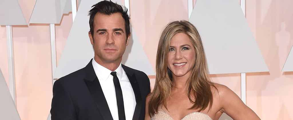 Justin Theroux Reveals the Famous Star Who Cried at His Wedding to Jennifer Aniston