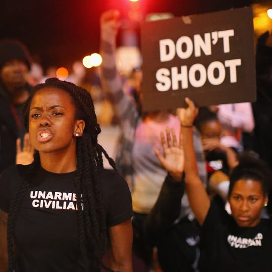 Ferguson October Protests   Pictures