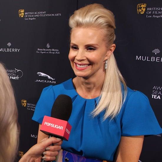 Parenthood's Monica Potter Interview 2014 BAFTA Tea (Video)