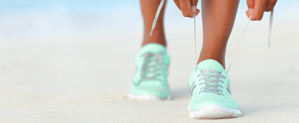 Barre Leg and Butt Workout You Should Take to the Beach
