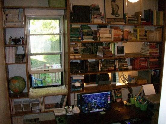 Some Weekend Bookshelf Rearrangements (Part 1)