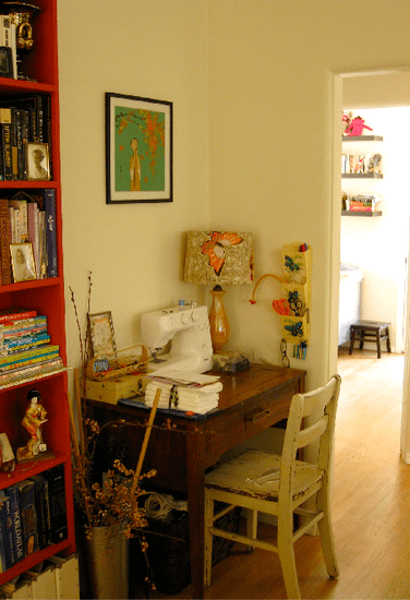 How-To: Create a Craft Corner