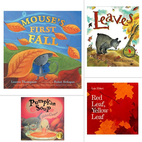 10 Fantastic Fall Books For Tots