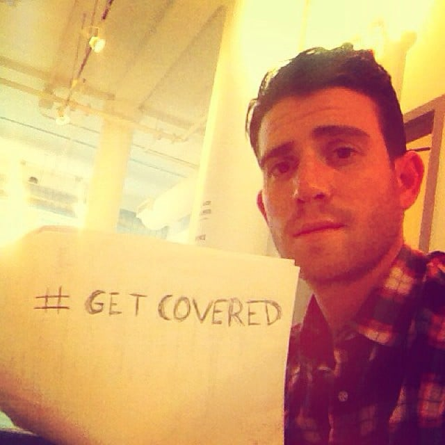 Bryan Greenberg shared his support for the Affordable Care Act and urged his followers to get insurance coverage. Source: Instagram user bryangreenberg