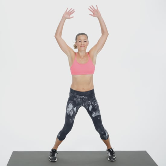 Workout To Tone Abs, Thighs And Butt