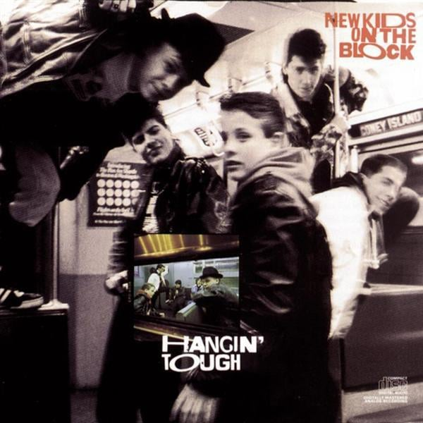 """Hangin' Tough"" by New Kids on the Block"