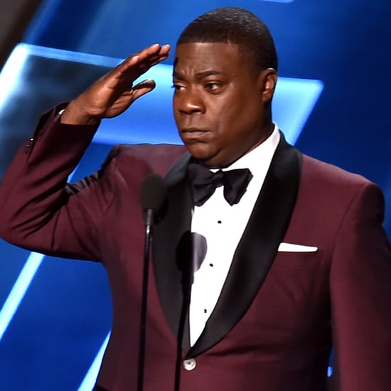 Tracy Morgan Received a Standing Ovation For His Surprise Emmys Appearance