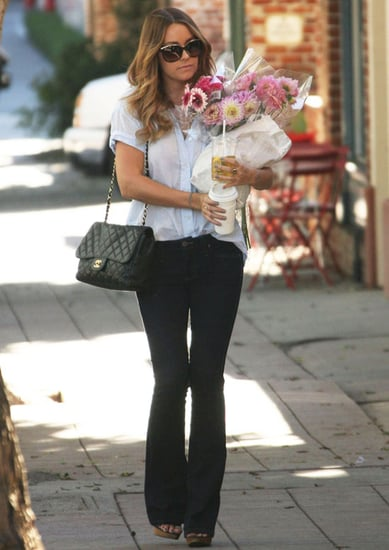 Pictures of Lauren Conrad Walking in LA