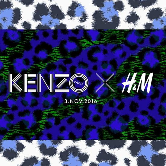 H&M and Kenzo Designer Collaboration