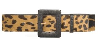 Leopard Belts
