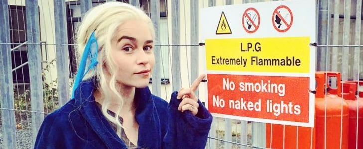 22 Behind-the-Scenes Moments on Game of Thrones That Will Change How You See Everyone