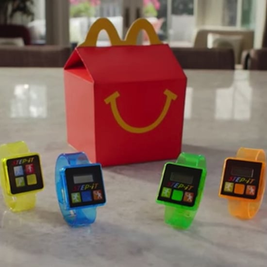 McDonald's Happy Meals' Fitness Trackers