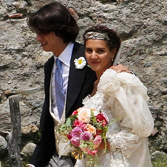 Margherita Missoni Marries in Giambattista Valli Wedding Gown