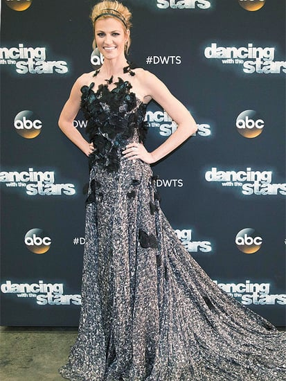 Erin Andrews' DWTS Blog: Black Swan Fashion and a Glam Hollywood Dressing Room Makeover